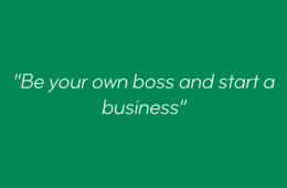 50 Reasons to Start Your Own Business